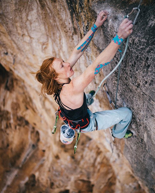 I'm still injured and missing climbing... but I have to admit how much fun I've been having trying to find other things to maintain health and fitness. My focus is come back to the rock more physically and mentally balanced than before. Injuries only make you stronger if confront why they occurred in the first place 😎 🌟photo @jimmypaenkhay • • • @adidasterrex @scarpana @camp_usa @ospreypacks @frictionlabs @purespectrumhemp @jetboil @healthyskoop @liquidiv @foursigmatic @thunderbirdbar