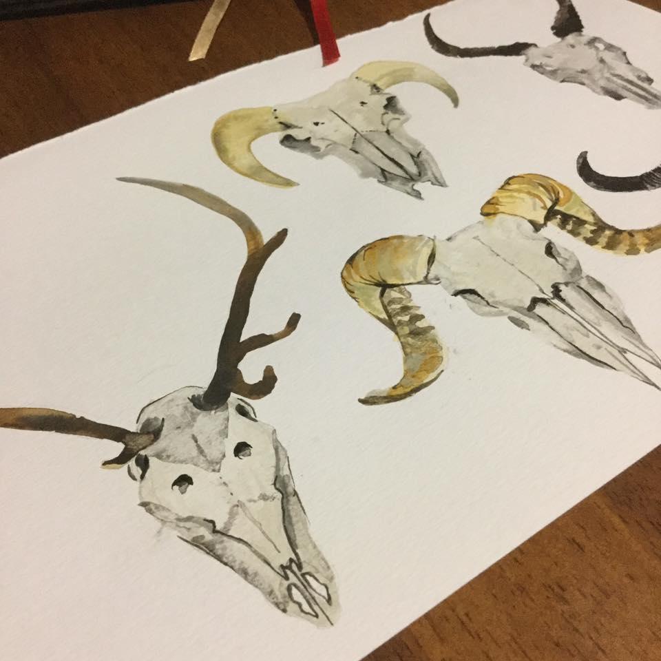 Skulls In Progress.jpg
