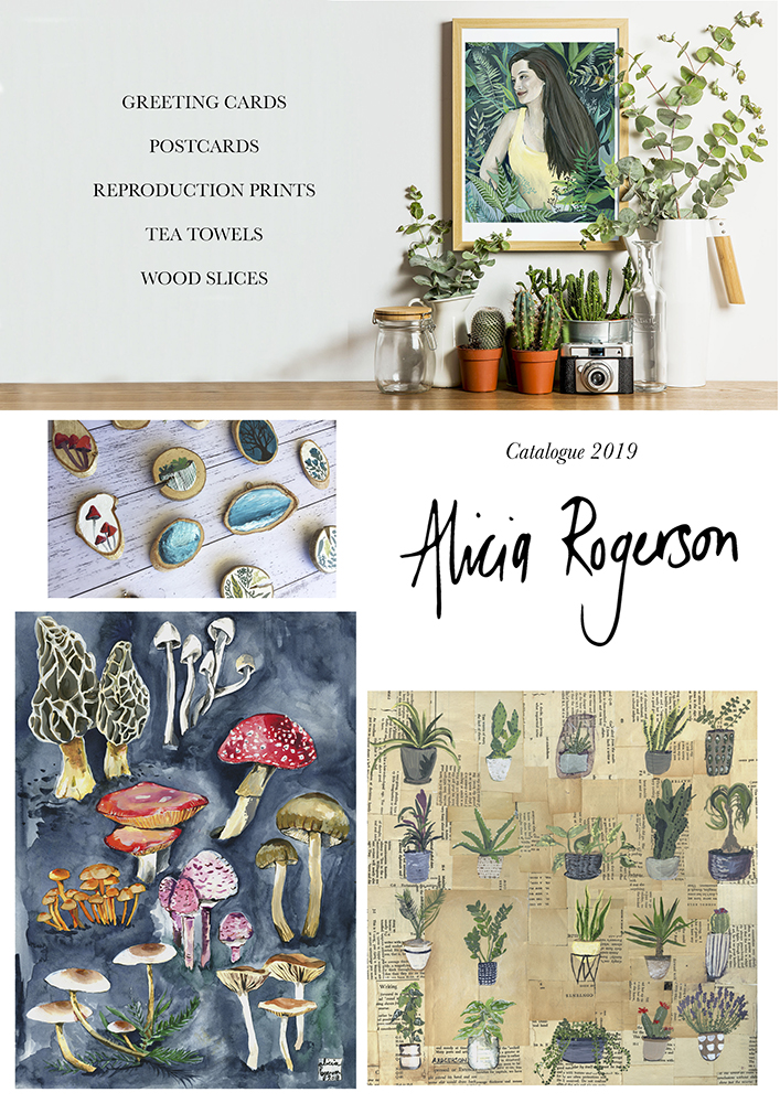 2019 Wholesale Alicia Rogerson Art