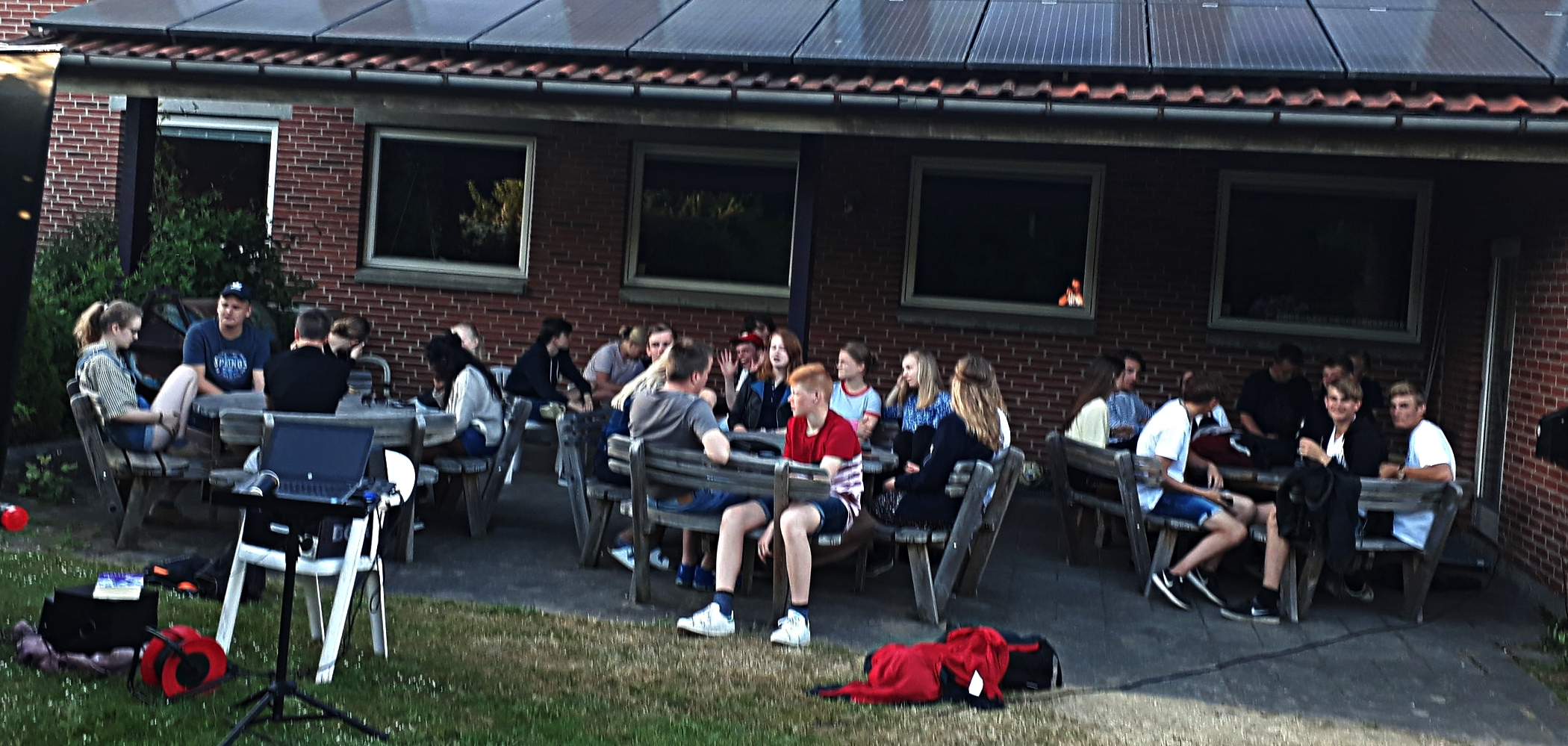 Er du gymnasieelev eller på en anden ungdomsuddannelse i Aarhus? Så vil vi i Gymkredsen gerne være fællesskab med dig!  Vi er en kristen gymnasieforening og fællesskab.  Lær mere om os  her . Og kom så og mød os:-)
