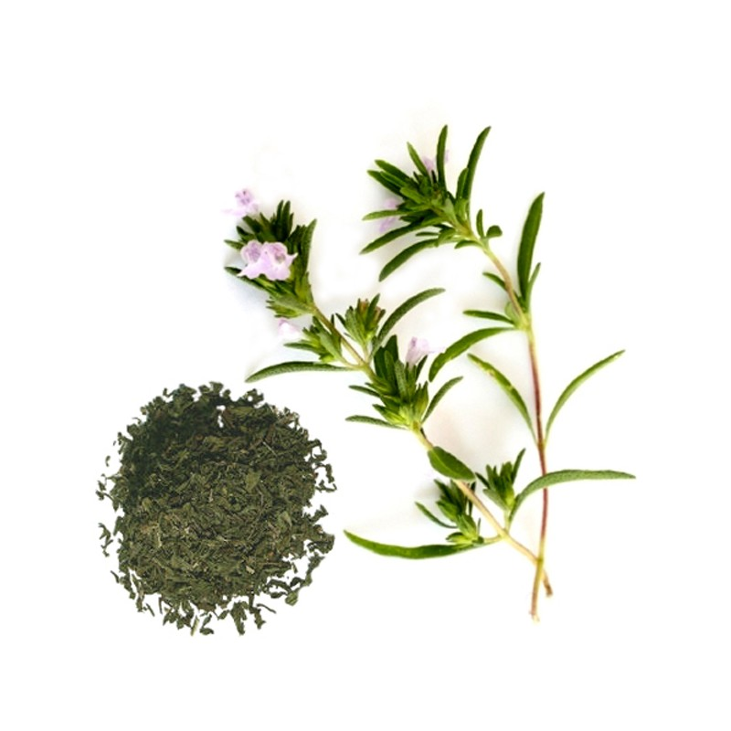 Biodynamic Savory Leaf  is a powerful antioxidant. Rich in detoxifying tannins to prevent and counteract the damaging effects of free radicals, while strengthening the hair bulb.