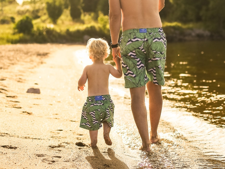 Mini Bums - Junior Swimwear