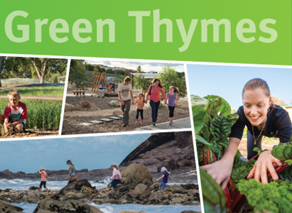 Green Thymes