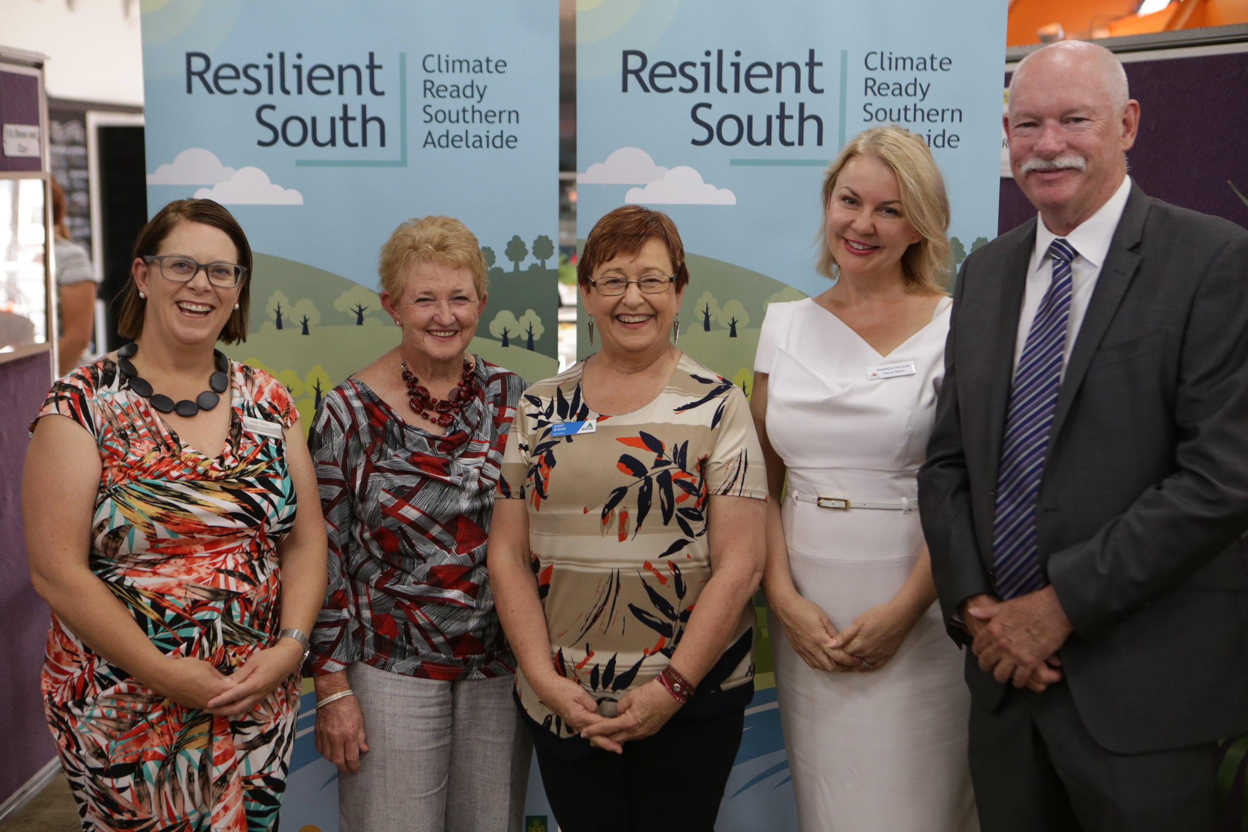 Signing of Sector Agreement Resilient South
