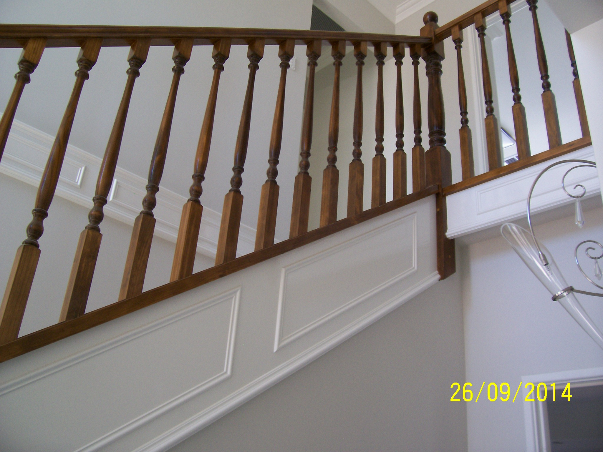 36 - Timber staircase on cement.JPG
