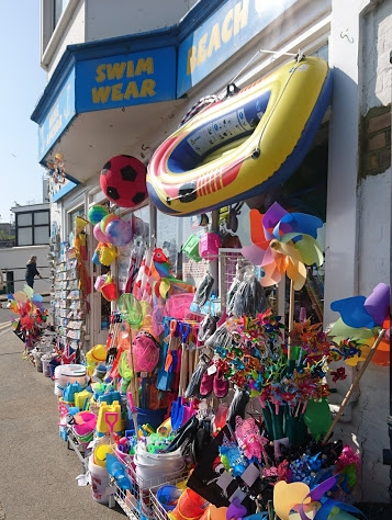 Beach shop, Broadstairs