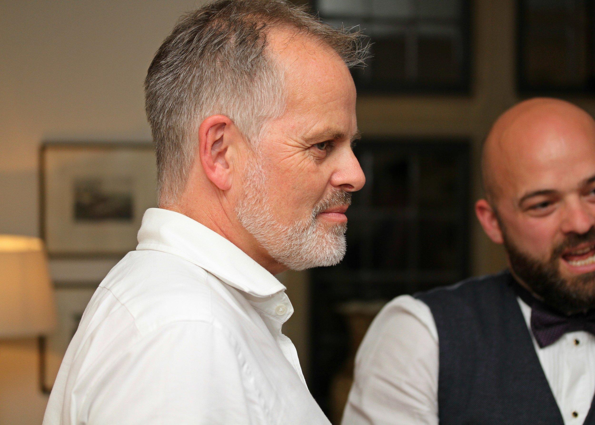 Q&C // Steve Smith - Director of the Graham Norton Show