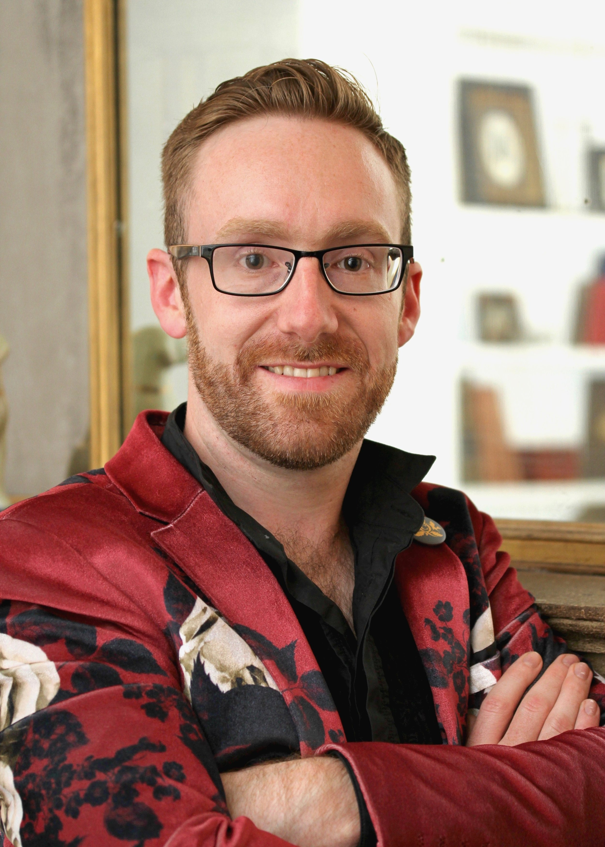 Q&C // James Wilkinson - Editor-in-Chief at Queen and Country