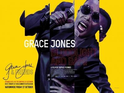 The original Diva, Grace Jones