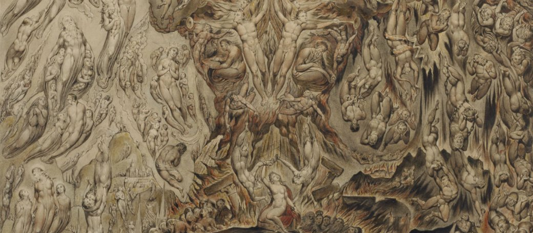 William Blake in Sussex: Visions of Albion, © National Trust / Events