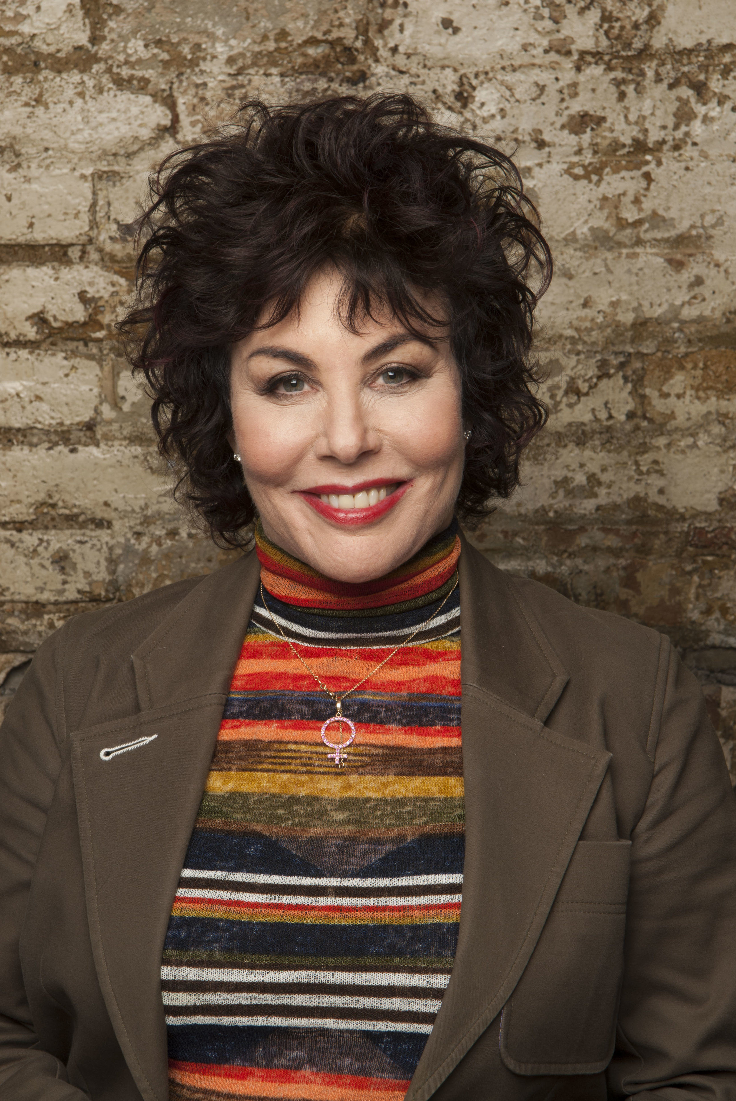 Ruby Wax - Guest Speaker at WOW,London's Southbank Centre