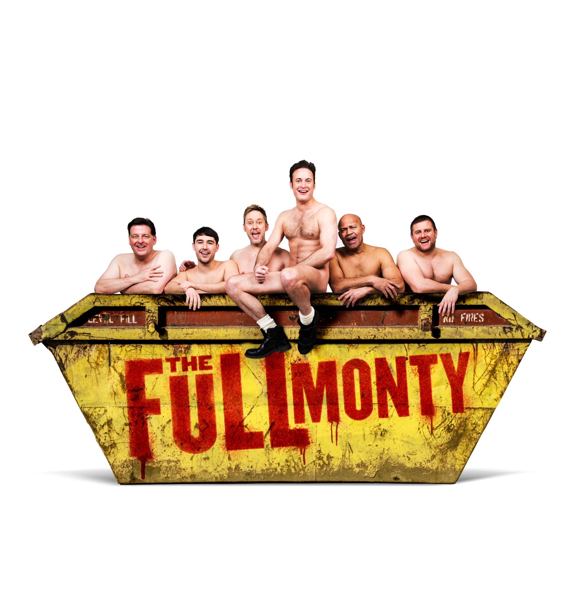 The Full Monty, Sheffield Theatres production, By Simon Beaufoy