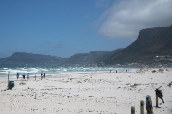 Muizenberg Beach, Cape Town. Photos: Gareth Hughes