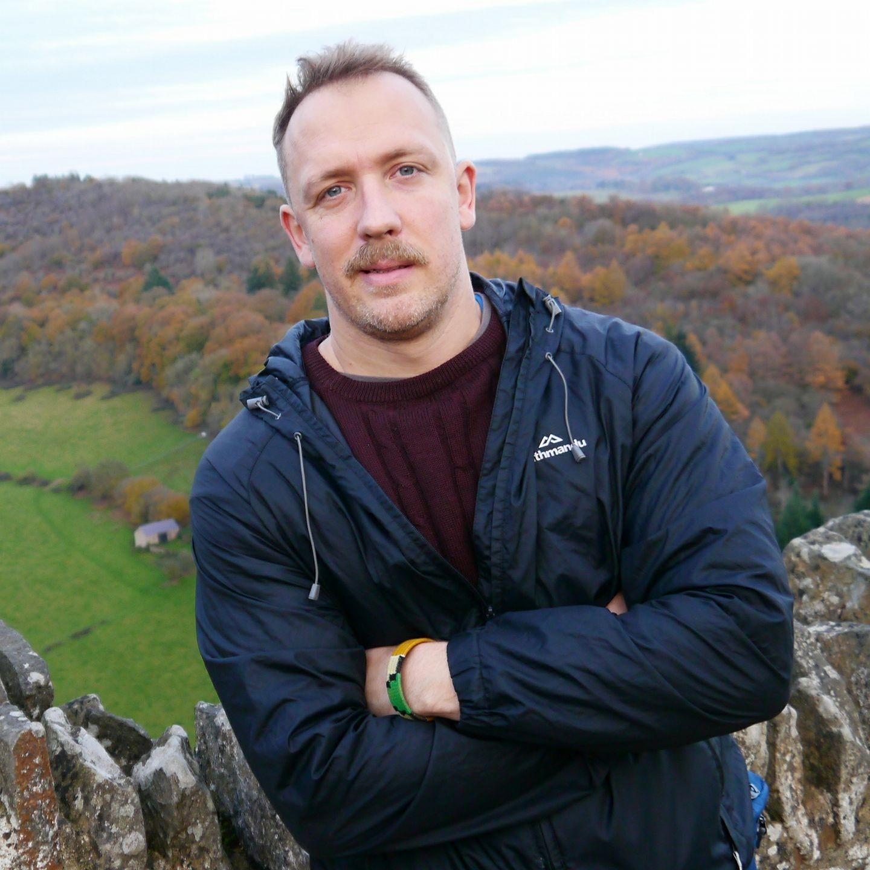 Q&C // James Pilkington, Wye Valley, Hereford