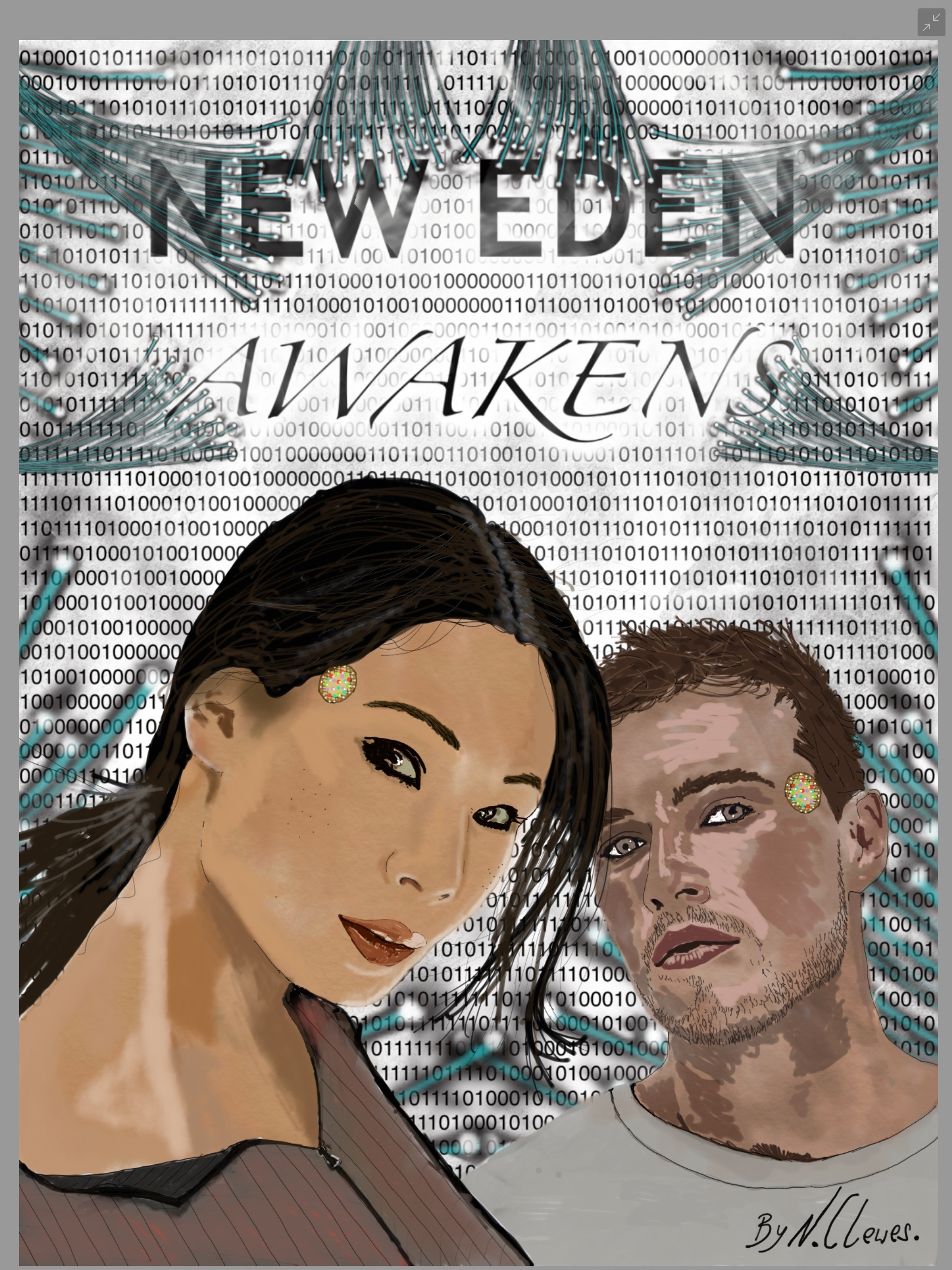New Eden Awakens, by Neal Clewes