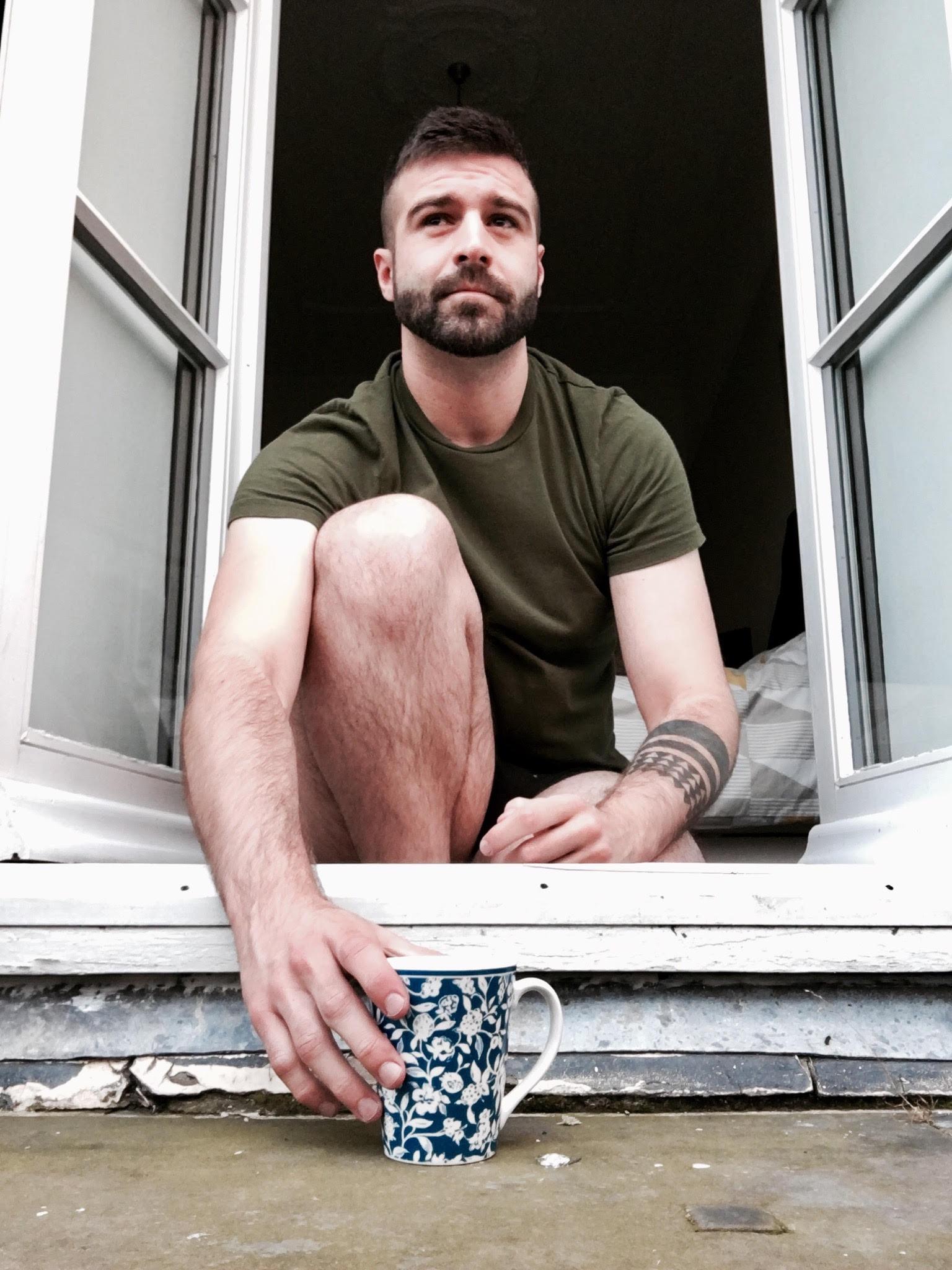 Ryan at home