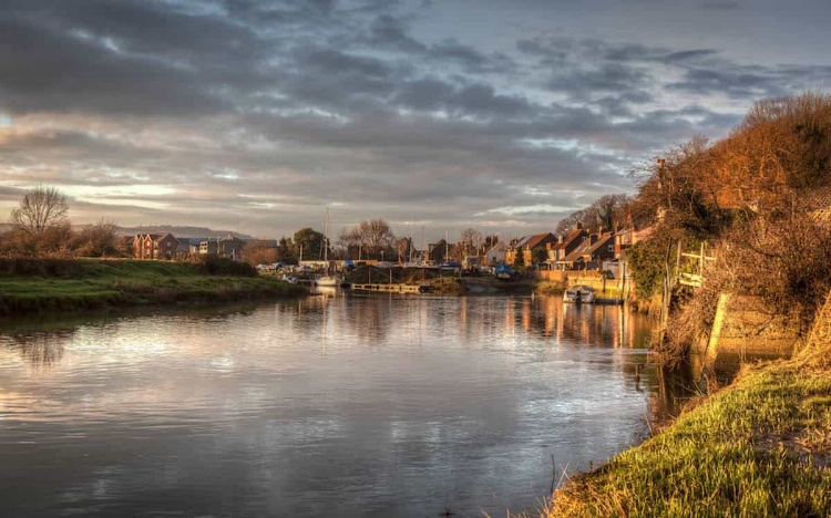 River Ouse, Sussex.