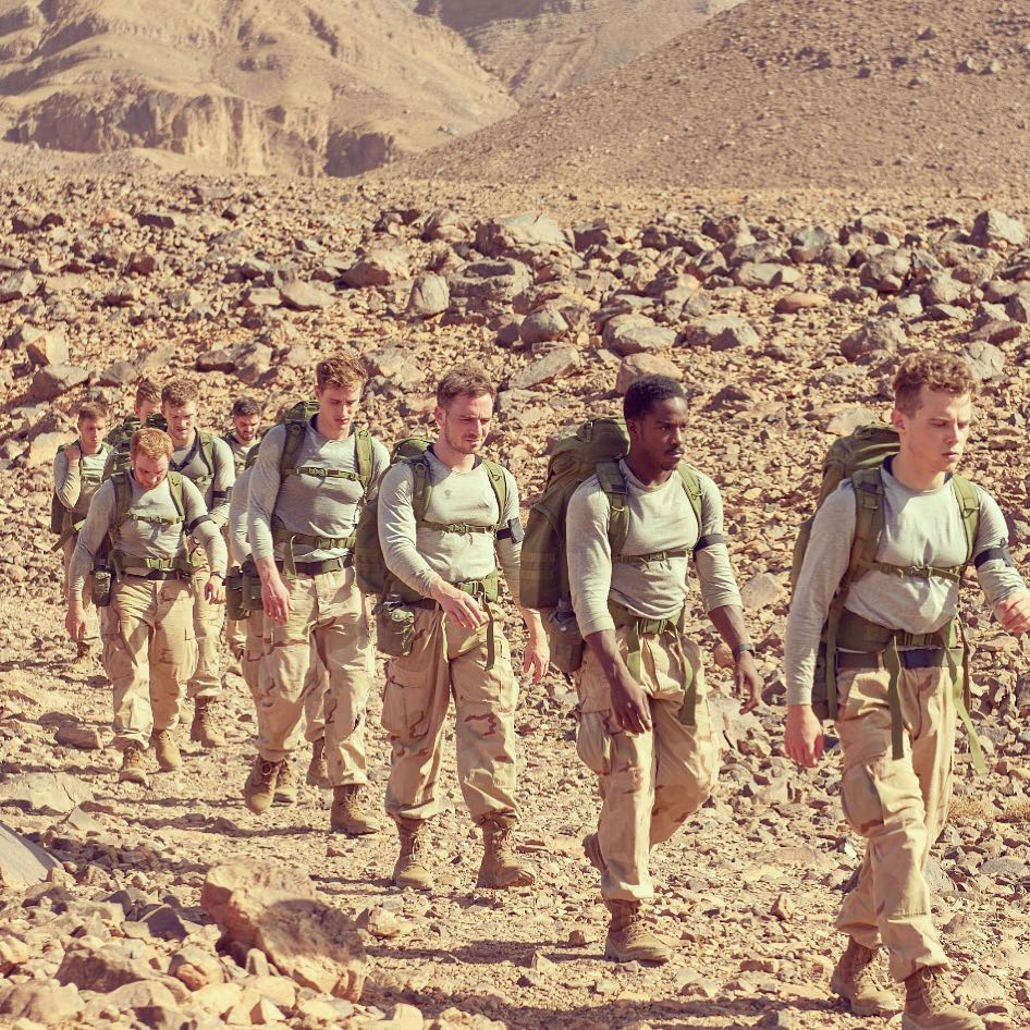 Series 4 of SAS Who Dares Wins, Channel 4