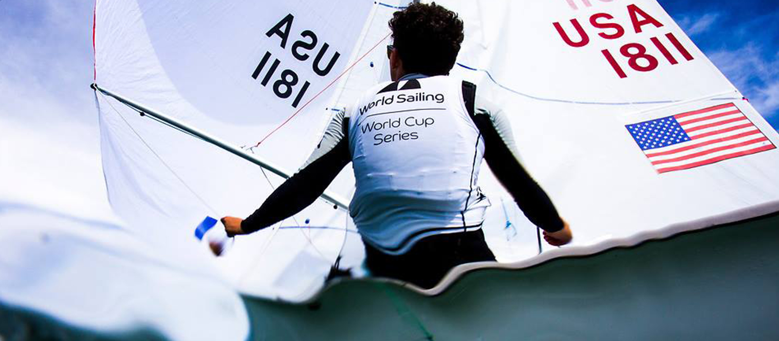 HEMPEL WORLD CUP SERIES MIAMI - Checking in with Harken sailors and coaches at the 2019 Hempel World Cup Series Miami.