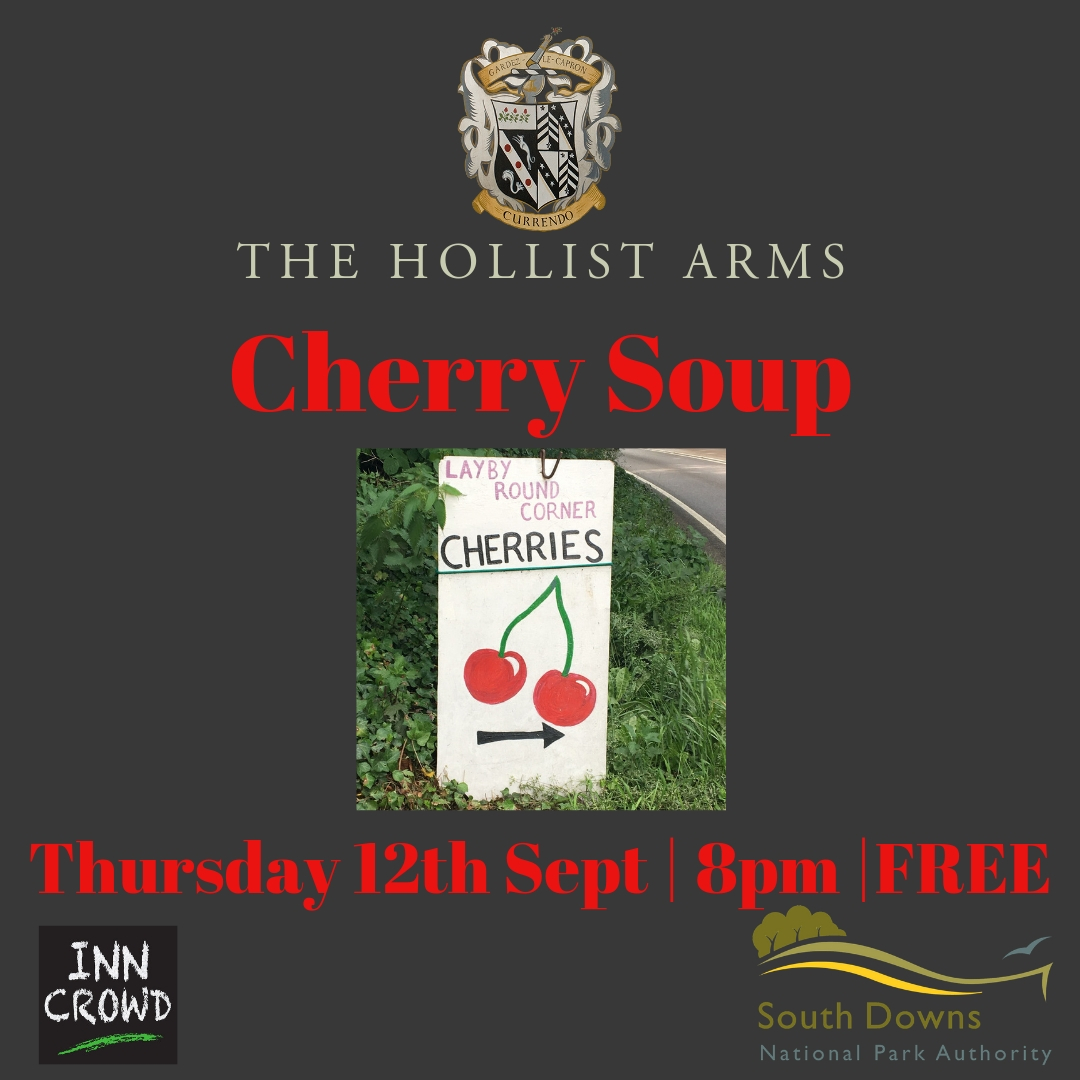 Hollist Arms Cherry Soup performance FB Post general Sept 2019.jpg