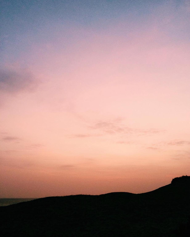 A magnificent sunset in Yala, Sri Lanka. Photo by Shavindra Perera