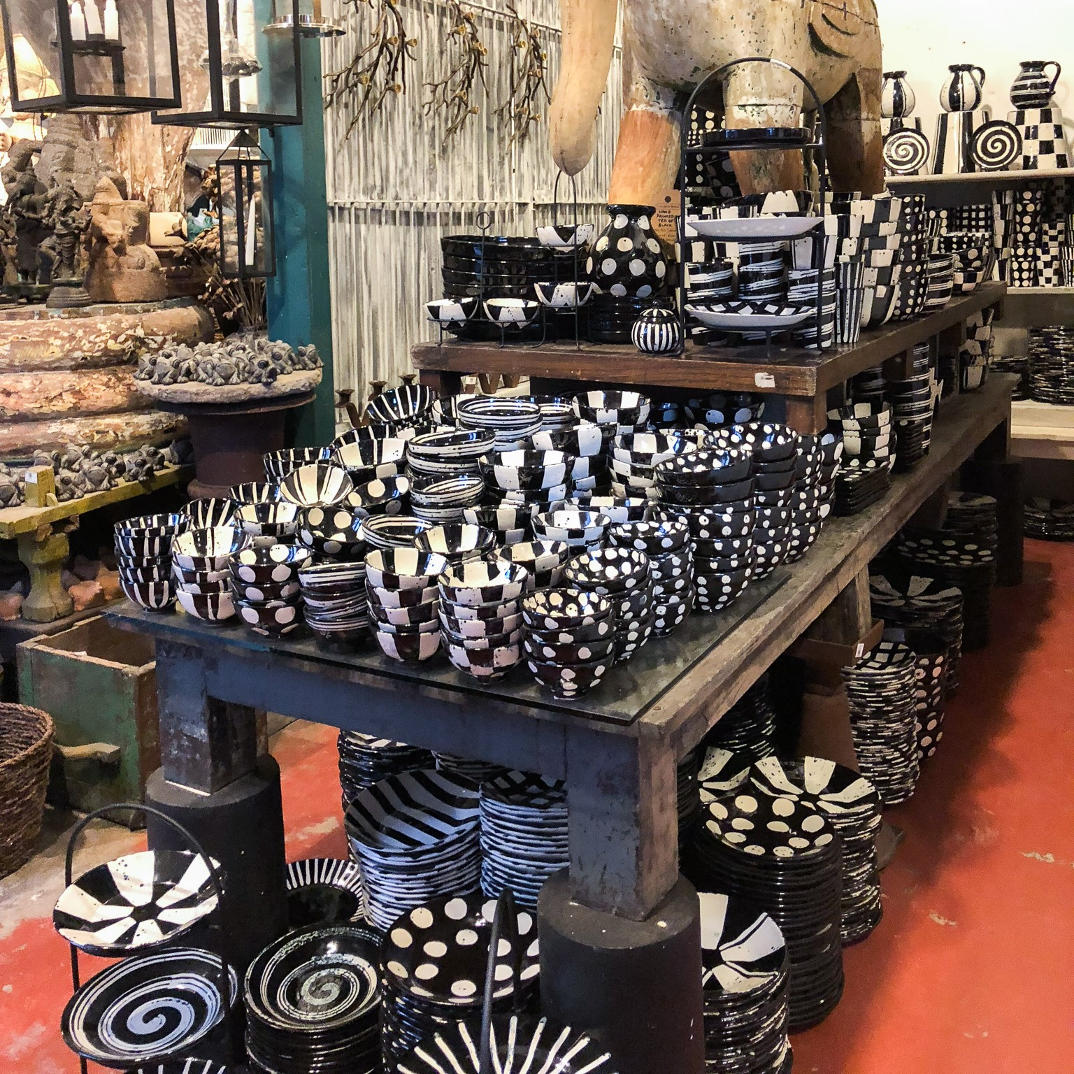 Paradise Road - signature ceramics