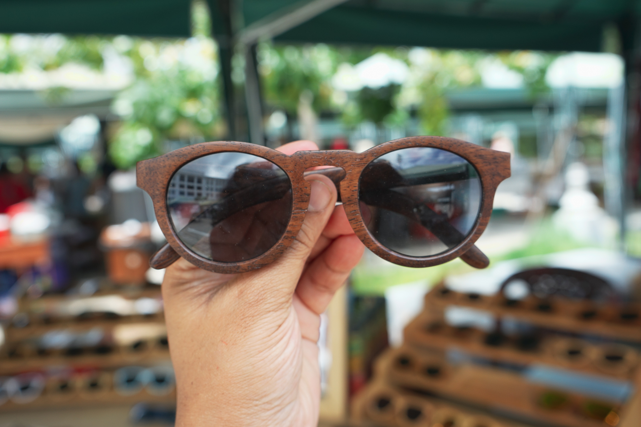 Colombo shopping guide - Parkville sunglasses at Good Market