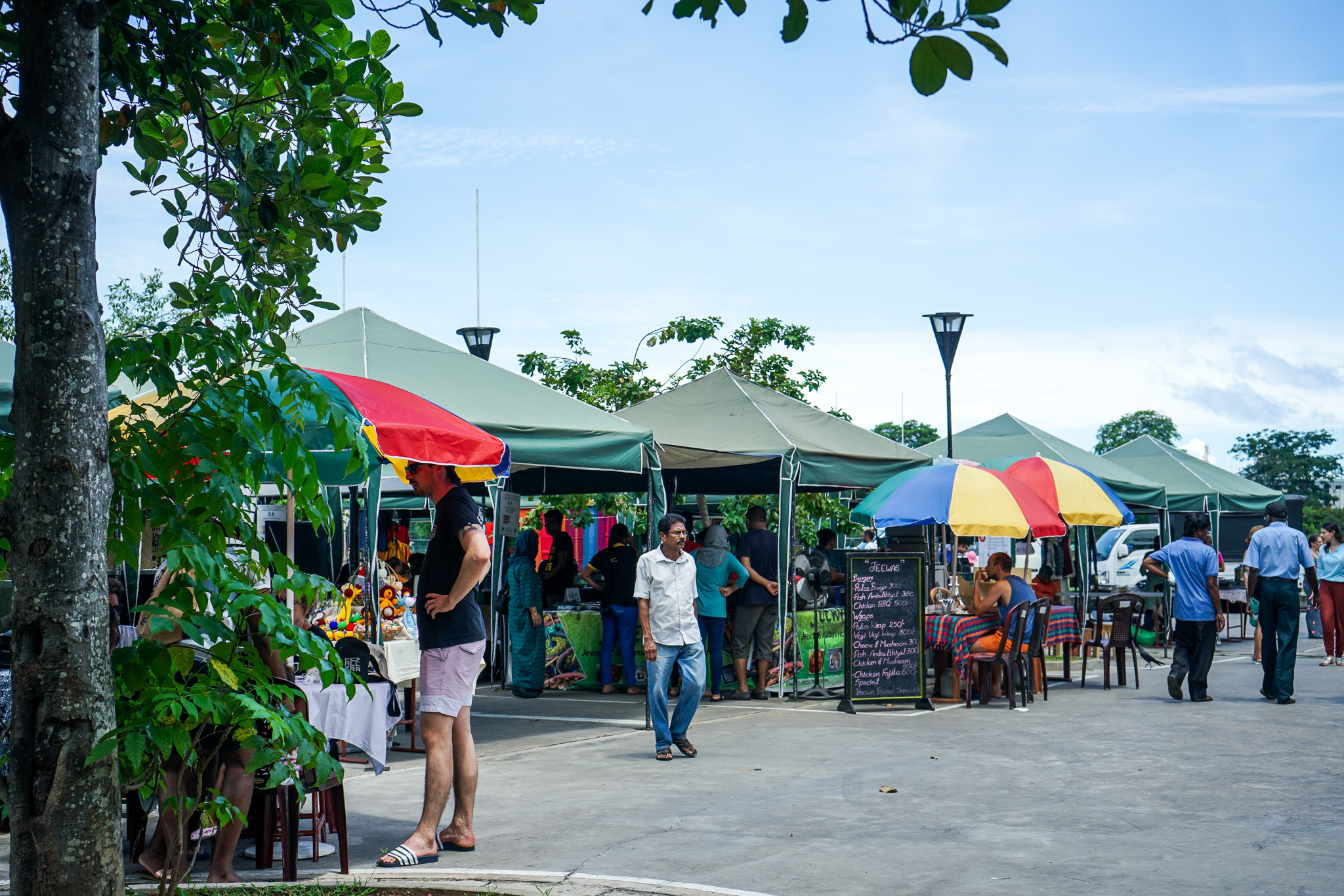 Colombo shopping guide - Good Market on Saturday mornings