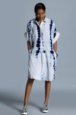 Tie dye dress at FMLK