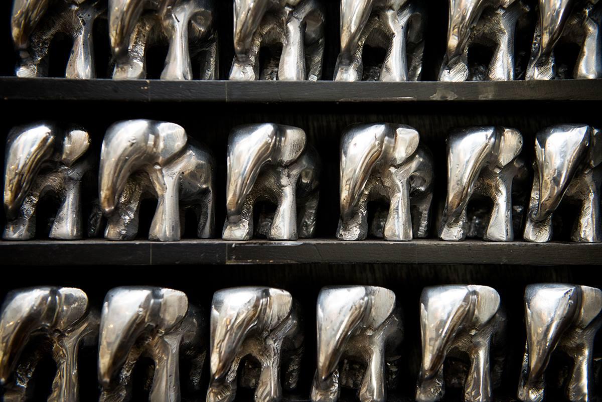 Colombo shopping guide - Paradise Road silver elephants