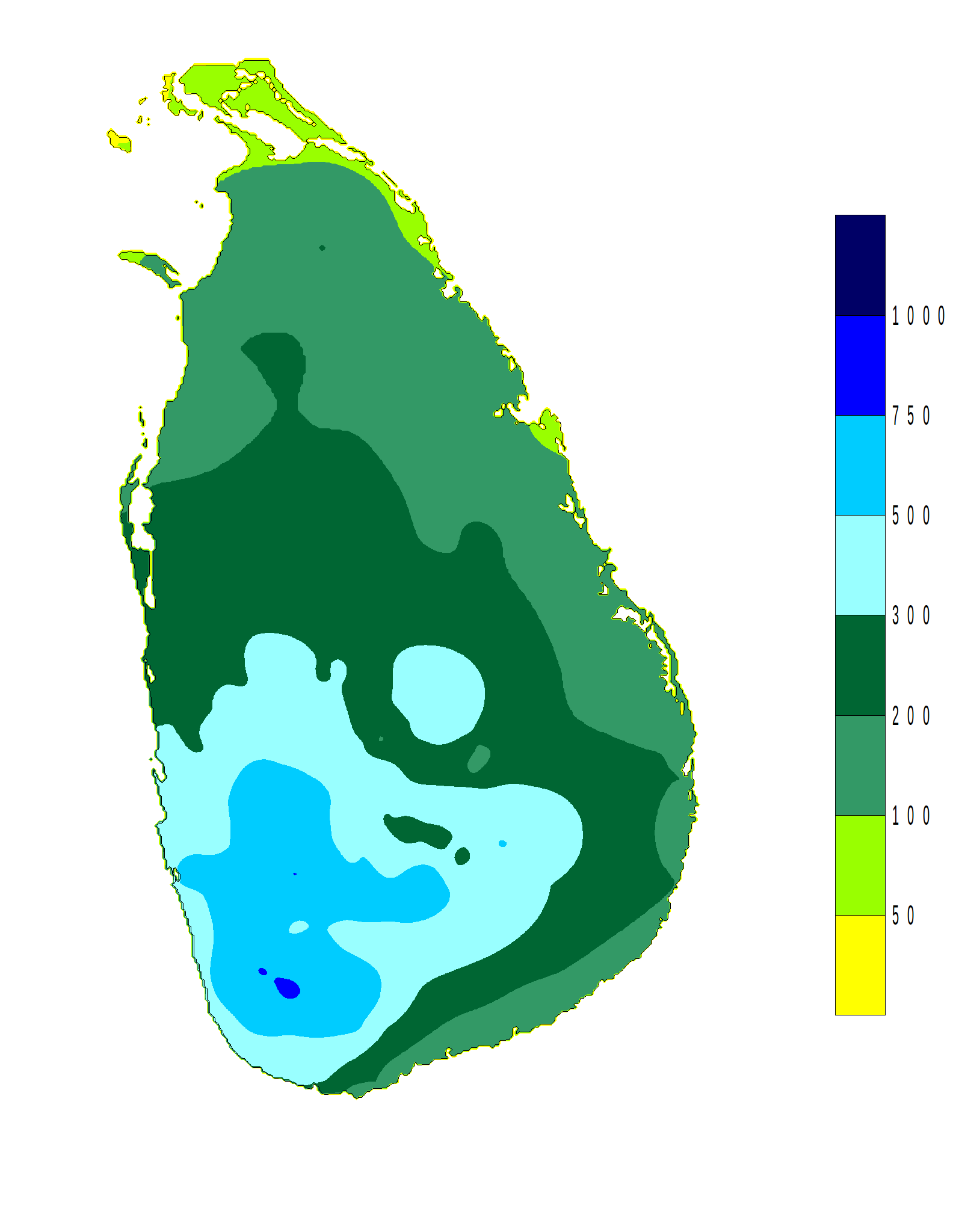1st inter-monsoonal (Mar-Apr)