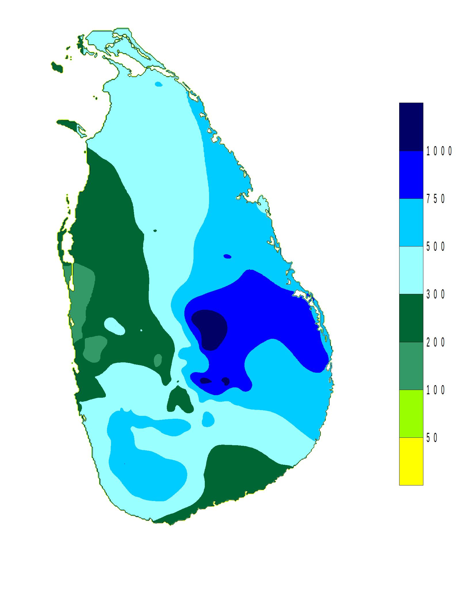 North-East monsoon (Dec-Feb)