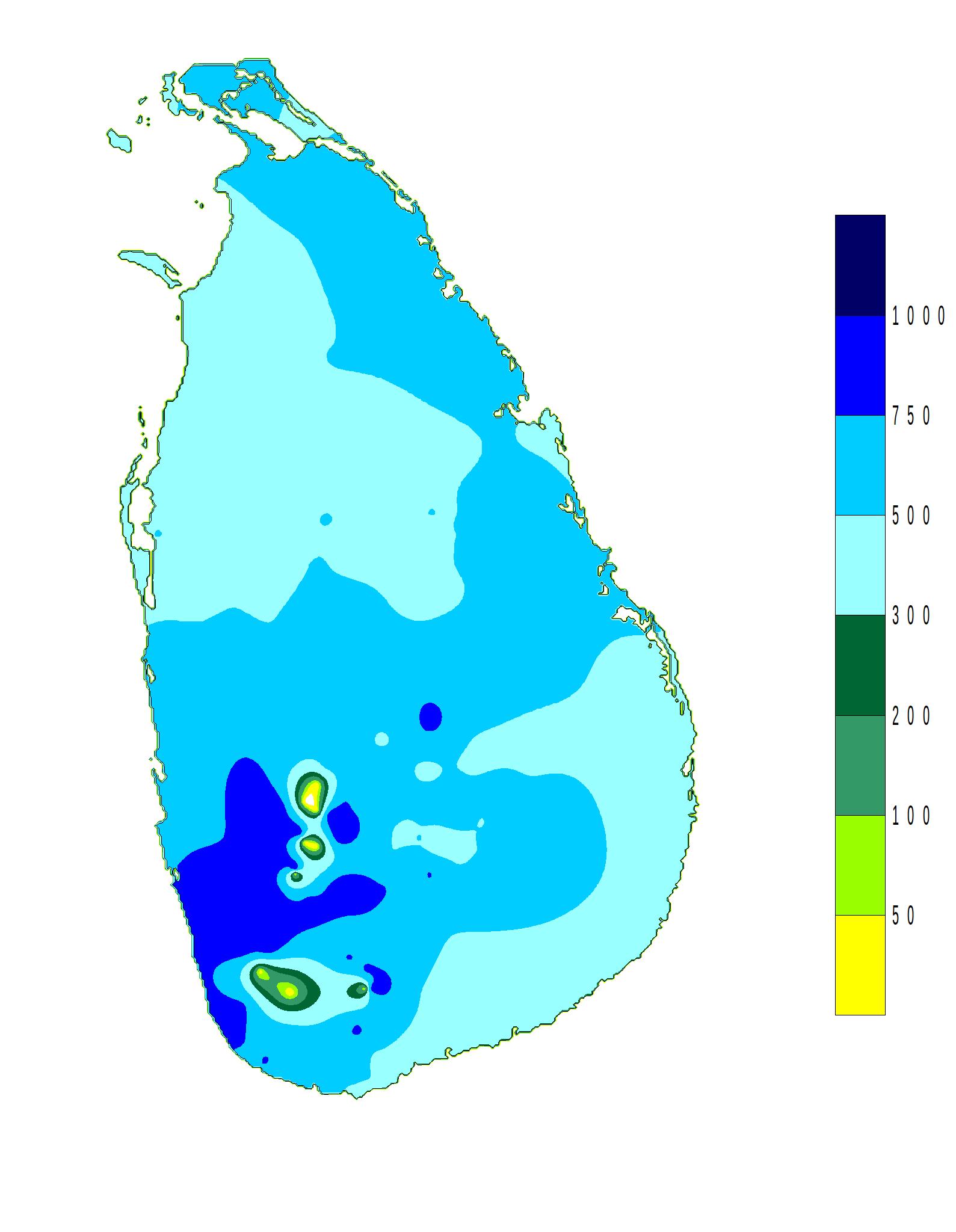 2nd inter-monsoon (Oct-Nov)
