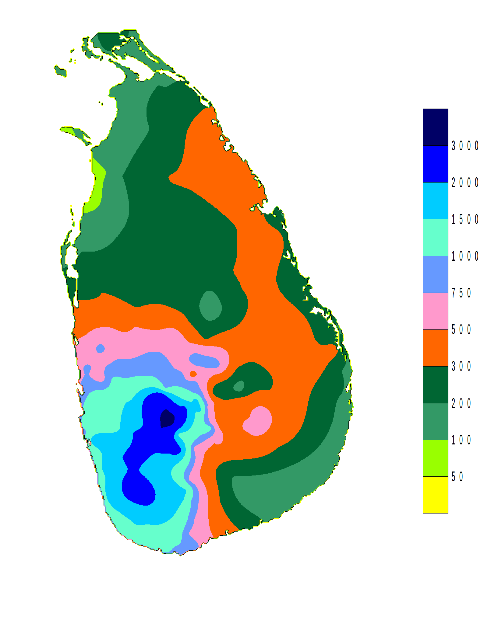 South-West monsoon (May-Sept)