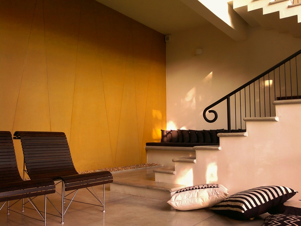 Tamarind House - interior open plan