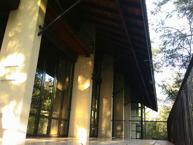 Tamarind House - large overhanging eaves