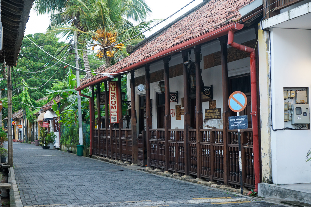 Leyn Baan St and The Historical Mansion Museum