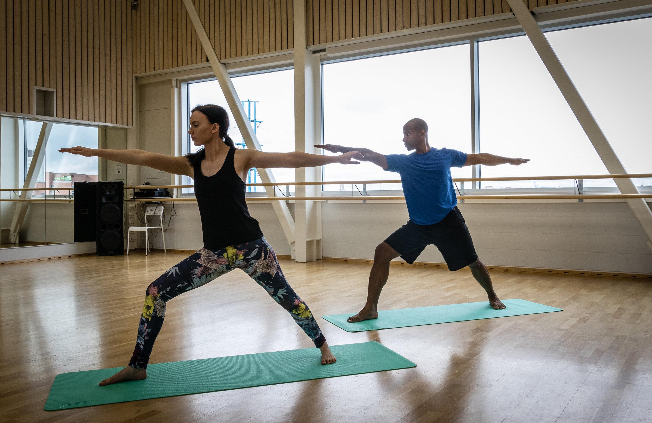 Yoga for everyone 3