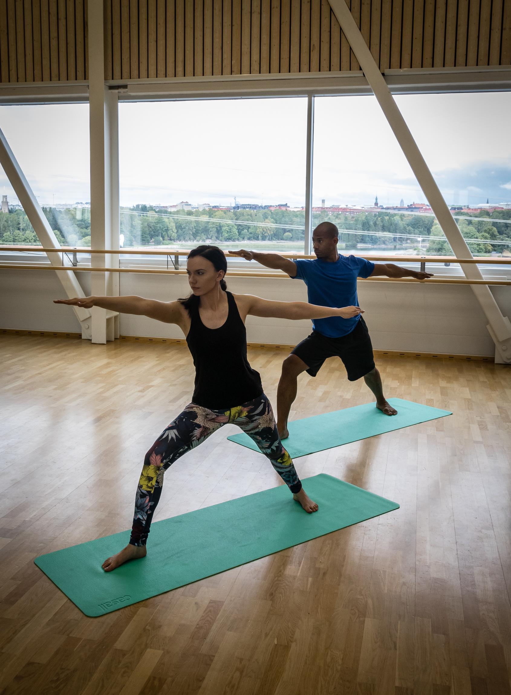 Yoga for everyone 5