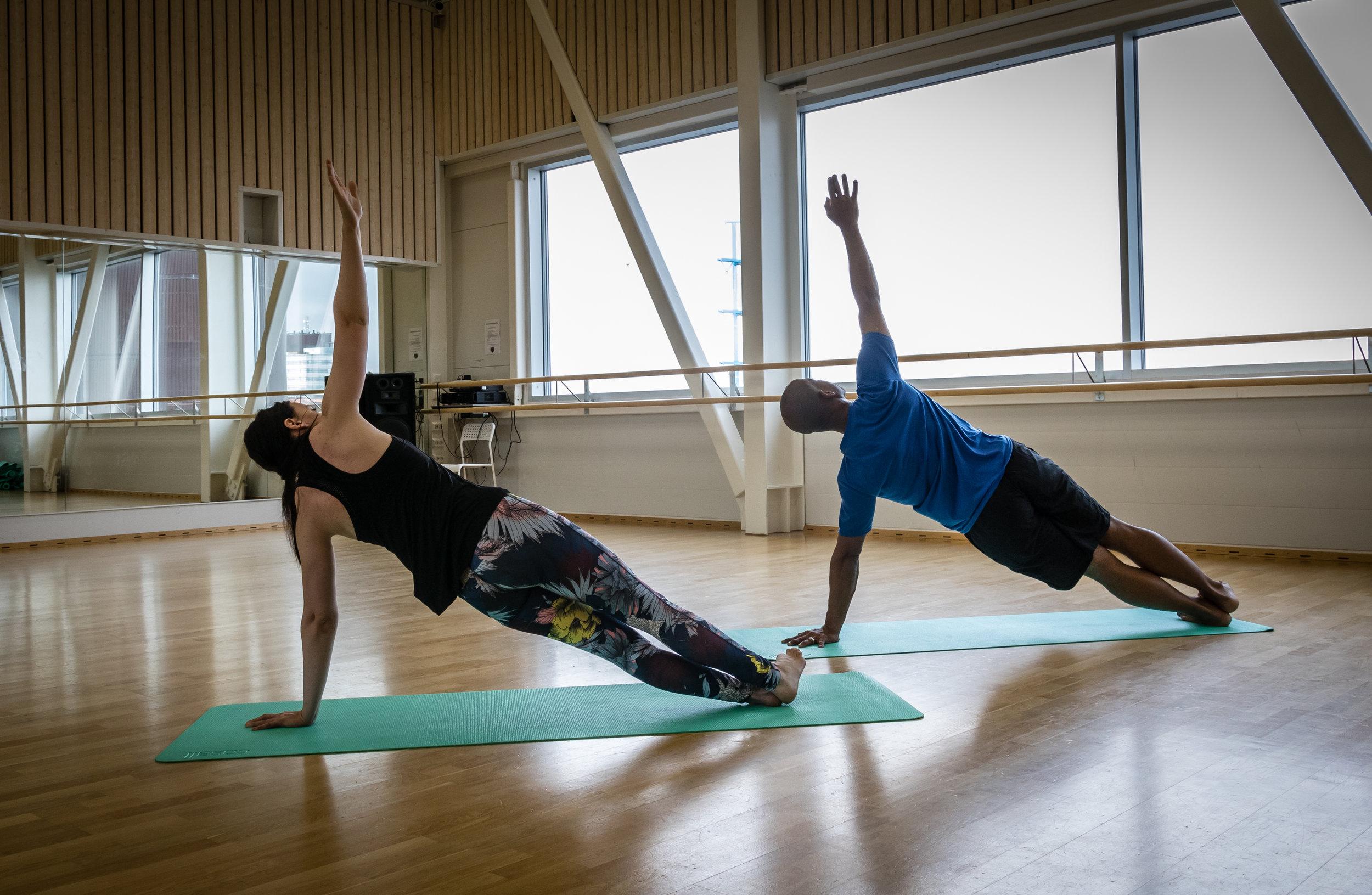 Advanced yoga 3