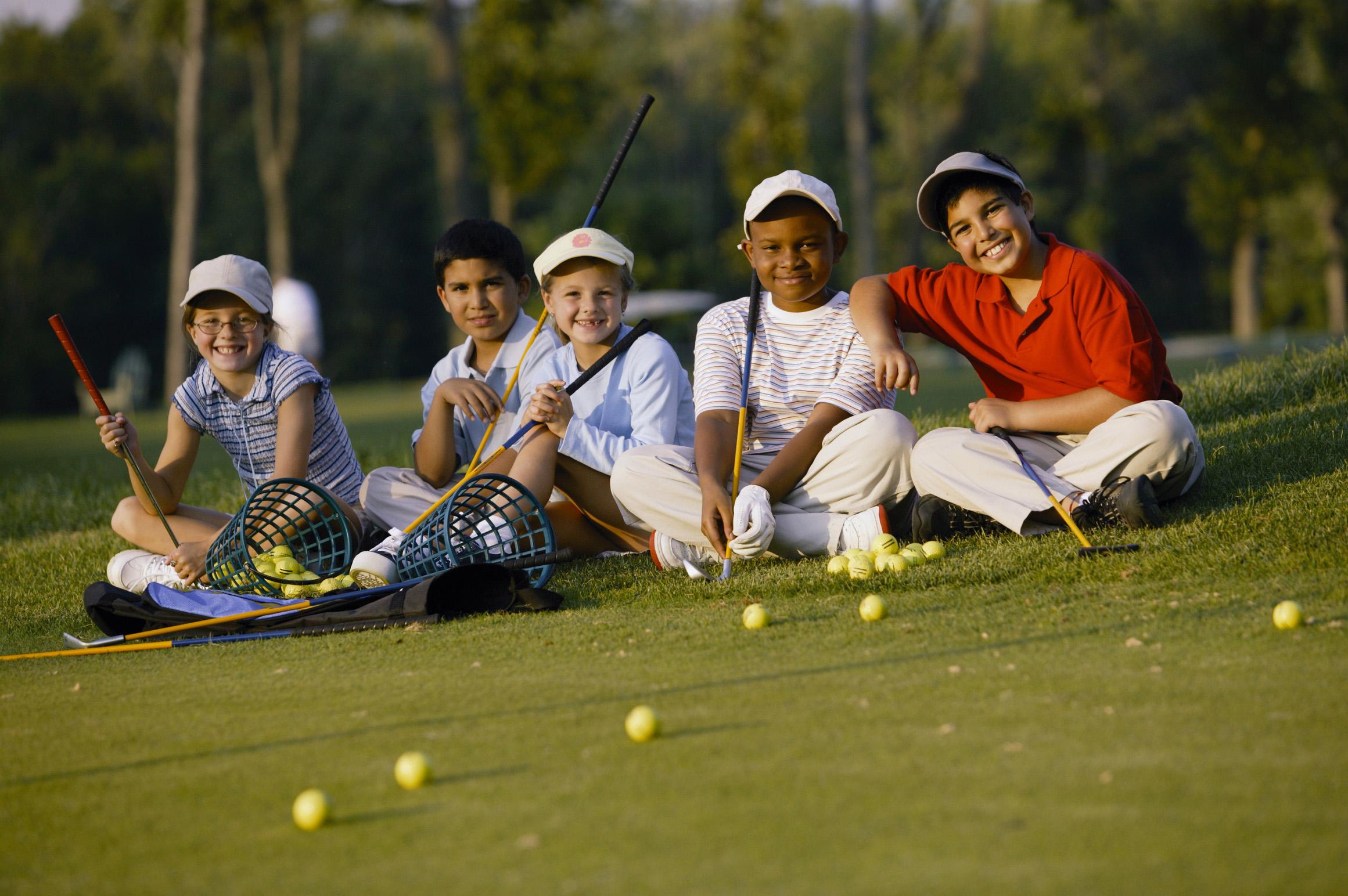 Golf makes friendships!