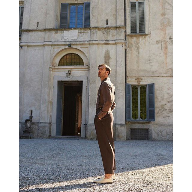 Fashion editorial shot at the exclusive Villa Sola Cabiati, Lake Como, Italy. . Photography by me  Styling by @davidoutthere  Art Direction by @martinoutthere Model @stefano_maderna at I Love Models Management, Milan Grooming by Agata Branchina . #davidedwardsphoto #travel #adventure #outtheretravel #thepreferredlife #villasolacabiati #italy #ghtlakecomo  @outtheremag  @martinoutthere  @davidoutthere @stefano_maderna  @agatamkp