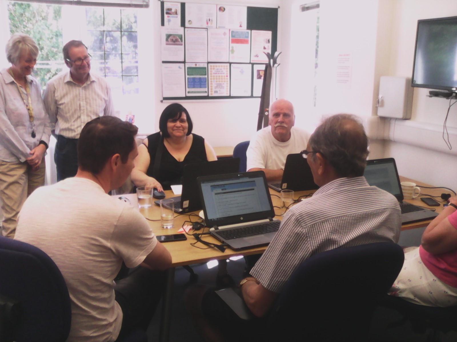Coleshill Community Hub Computer Club
