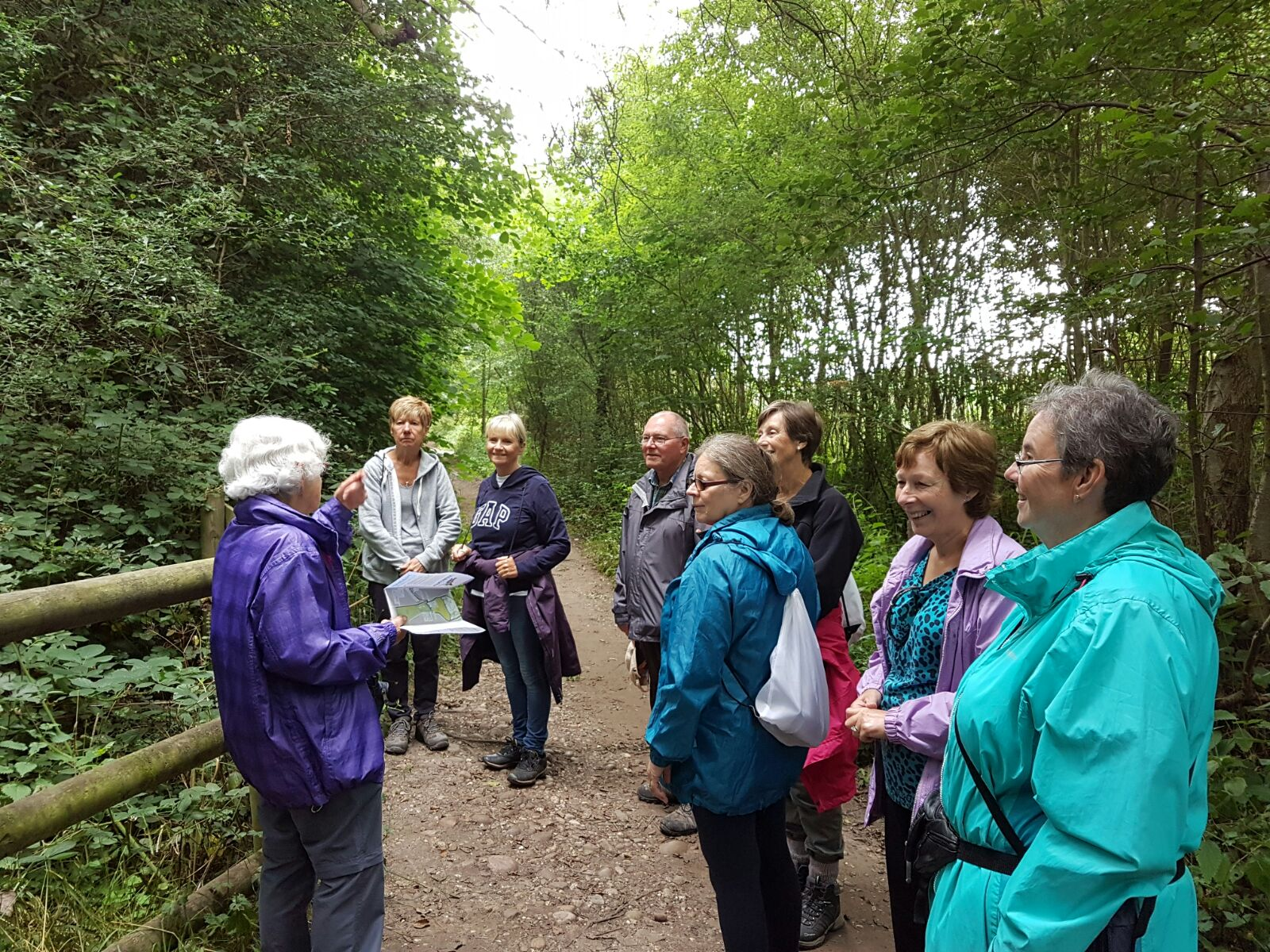 Coleshill Community Group Walking Group