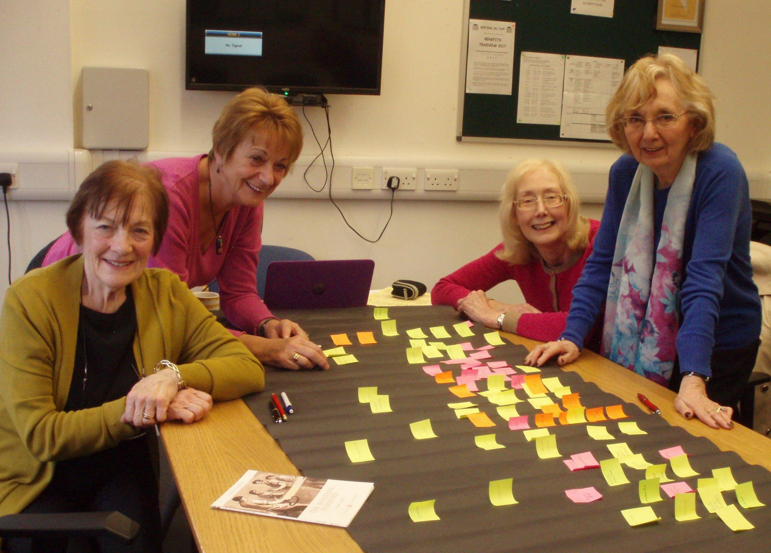 Coleshill Community Hub Family History