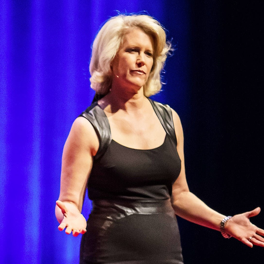 October - This TED Talk on why domestic violence victims don't leave.
