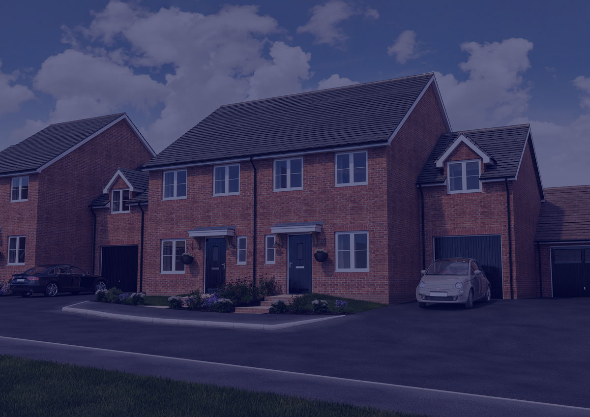 The Hatton - 3 BEDROOM HOUSEHomes 12, 13, 27, 28, 29, 30, 31, 44, 45, 46 & 49