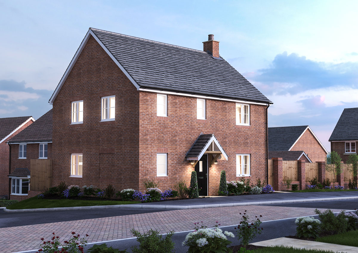 Home Of The Month - Home 10 - The Warmington£399,950Stamp Duty and Carpets Included