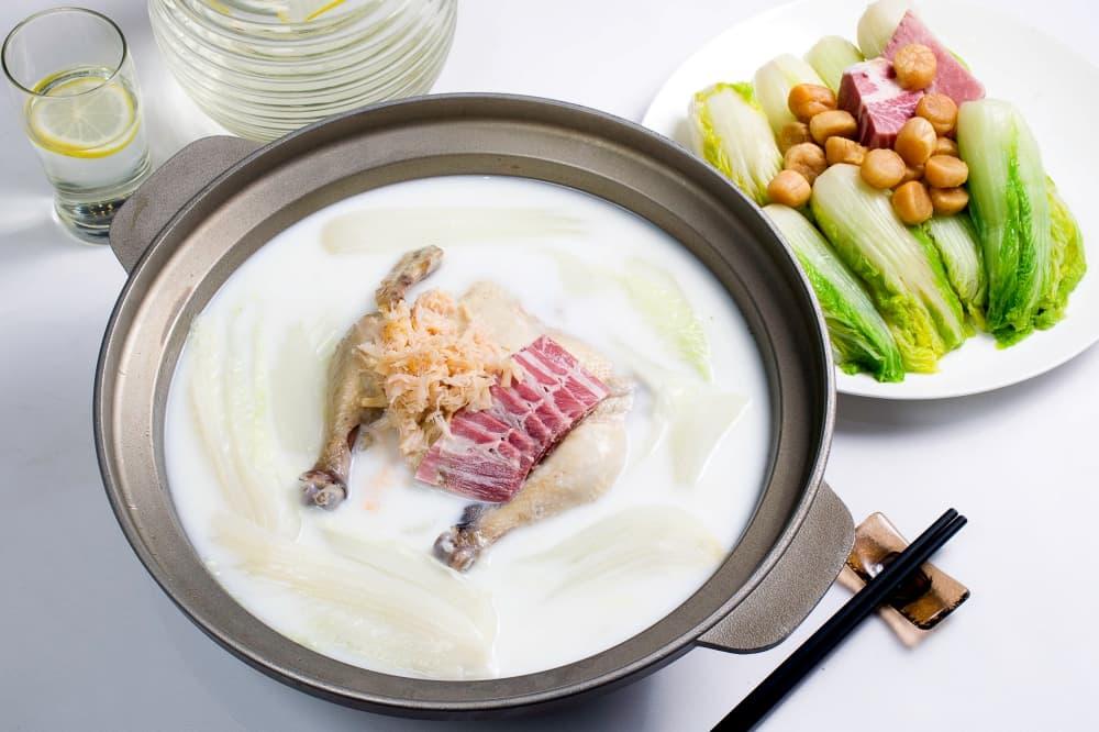 一品芽白雞 / $1,800