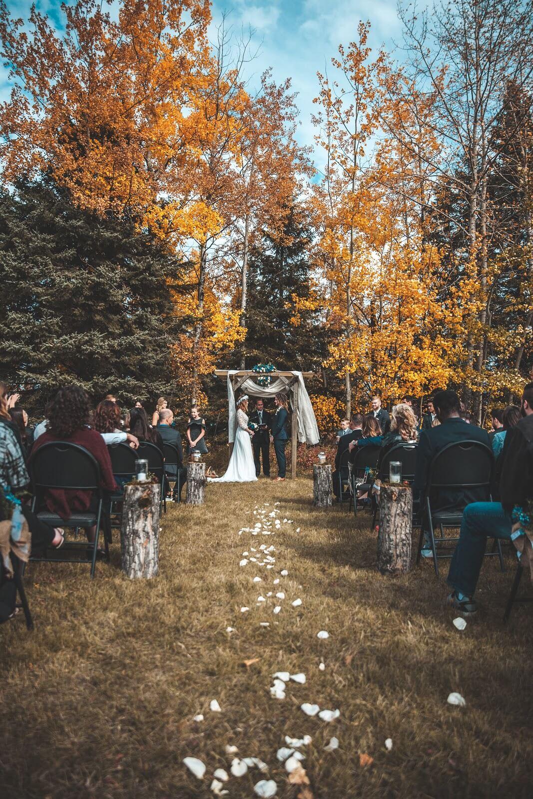 草地型婚禮場地